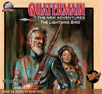 Quatermain The New Adventures - The Lightning Bird by Wayne Carey