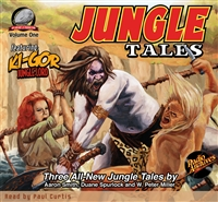 Jungle Tales Audiobook Volume 1