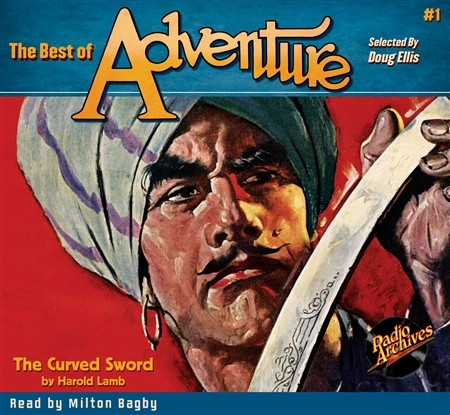 The Best of Adventure Audiobook #1 - The Curved Sword