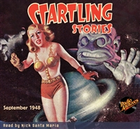 Startling Stories Audiobook September 1948