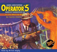 Operator #5 Audiobook - #04 The Melting Death