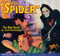 The Spider Audiobook #8 The Mad Horde