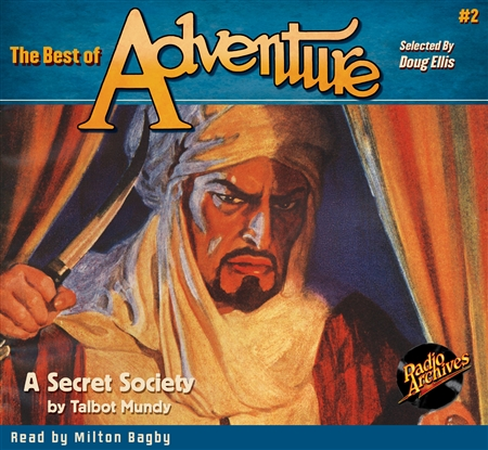The Best of Adventure Audiobook #2 - A Secret Society