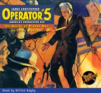 Operator #5 Audiobook - #06 Master of Broken Men