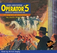 Operator #5 Audiobook # 9 Legions of Starvation