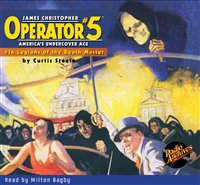 Operator #5 Audiobook - #16 Legions of the Death Master