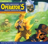 Operator #5 Audiobook - #22 War Dogs of the Green Destroyer