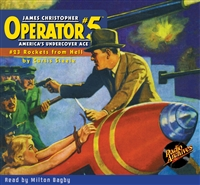 Operator #5 Audiobook - #23 Rockets from Hell