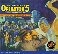 Operator #5 Audiobook - #24 War-Masters from the Orient
