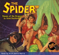 The Spider Audiobook - # 32 Slaves of the Dragon