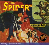 Spider Audiobook # 63 The Withering Death