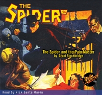 The Spider Audiobook - # 76 The Spider and the Pain Master