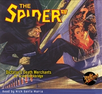The Spider Audiobook - # 82 Dictator's Death Merchants