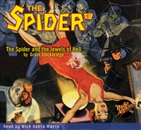 The Spider Audiobook - # 87 The Spider and the Jewels of Hell