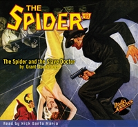 The Spider Audiobook - # 89 The Spider and the Slave Doctor