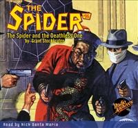 The Spider Audiobook - # 96 The Spider and the Deathless One