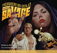 Doc Savage Audiobook - Horror in Gold