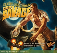 Doc Savage Audiobook - Death's Dark Domain