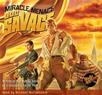 Doc Savage Audiobook - The Miracle Menace