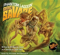 Doc Savage Audiobook - Phantom Lagoon