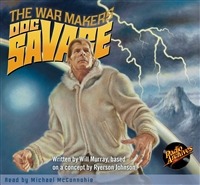 Doc Savage Audiobook - The War Makers