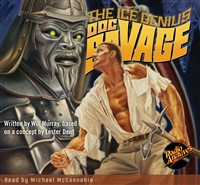 Doc Savage Audiobook - The Ice Genius