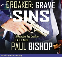 Croaker #2 Kill Me Again by Paul Bishop Audiobook