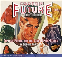 Captain Future Audiobook # 5 Captain Future and the Seven Space Stones
