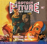 Captain Future Audiobook # 7 Magician of Mars