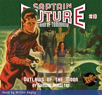 Captain Future Audiobook #10 Outlaws of the Moon