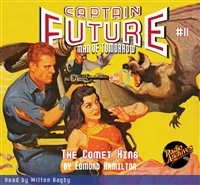 Captain Future Audiobook #11 The Comet King