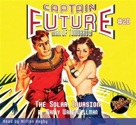 Captain Future Audiobook #20 The Solar Invasion