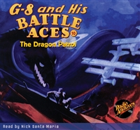 G-8 and His Battle Aces Audiobook # 10 The Dragon Patrol
