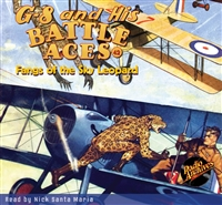 G-8 and His Battle Aces Audiobook # 42 Fangs of the Sky Leopard