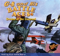 G-8 and His Battle Aces Audiobook #51 Drome of the Damned
