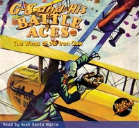 G-8 and His Battle Aces Audiobook #107 The Wings of the Iron Claw