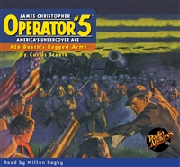 Operator #5 Audiobook #26 Death's Ragged Army