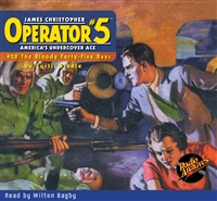 Operator #5 Audiobook #28 The Bloody Forty-Five Days