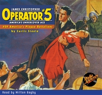 Operator #5 Audiobook #29 America's Plague Battalions