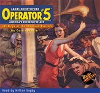Operator #5 Audiobook #31 Siege of the Thousand Patriots