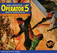 Operator #5 Audiobook #36 The Bloody Frontiers