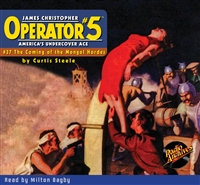 Operator #5 Audiobook #37 The Coming of the Mongol Hordes
