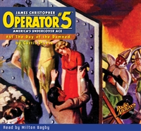Operator #5 Audiobook #41 The Day of the Damned