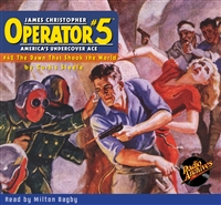 Operator #5 Audiobook #42 The Dawn That Shook the World