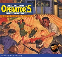 Operator #5 Audiobook #47 Corpse Cavalry of the Yellow Vulture