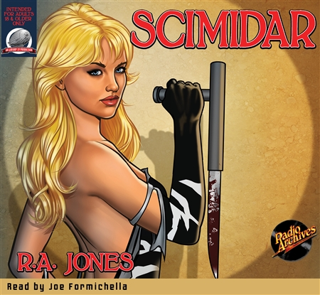 Scimidar by RA Jones Audiobook