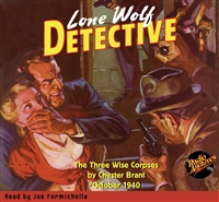 Lone Wolf Detective Audiobook October 1940