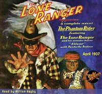 The Lone Ranger Magazine April 1937