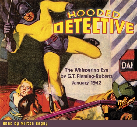 Hooded Detective Audiobook January 1942