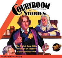 Courtroom Stories Audiobook August-September 1931